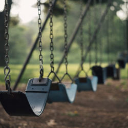 empty-swingset